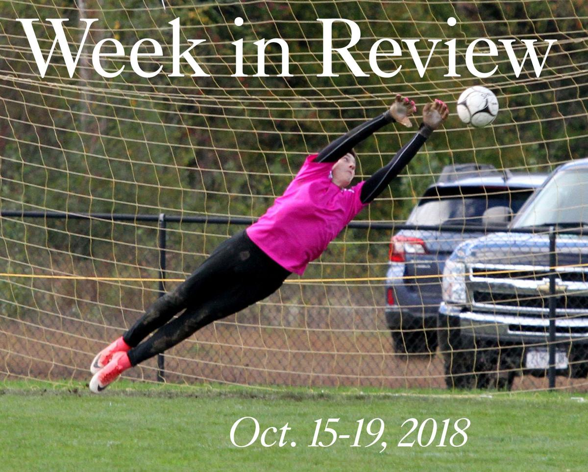 Week in Review: Oct  15-19, 2018 | Local News | thedailystar com