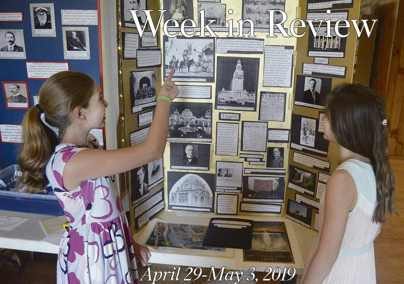 Week in Review: April 29 - May 3, 2019 | Local News