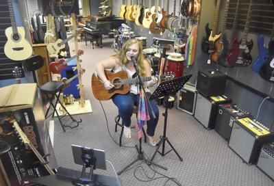 On the Bright Side: Local teen's original country music earns award nominations