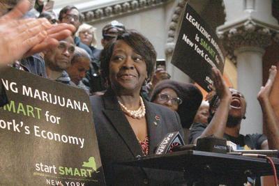 Marijuana foes aim tothwartN.Y. legalization again