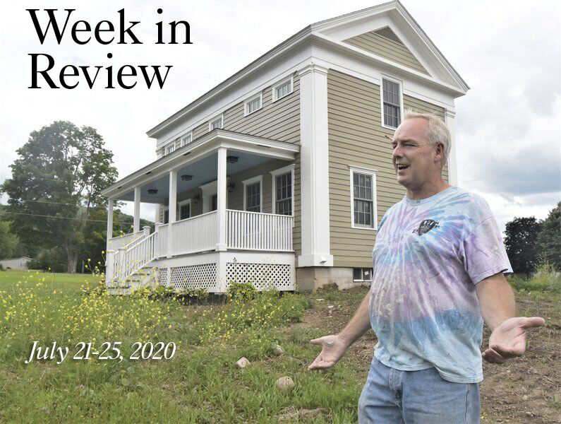 Week in Review: July 21-25, 2020
