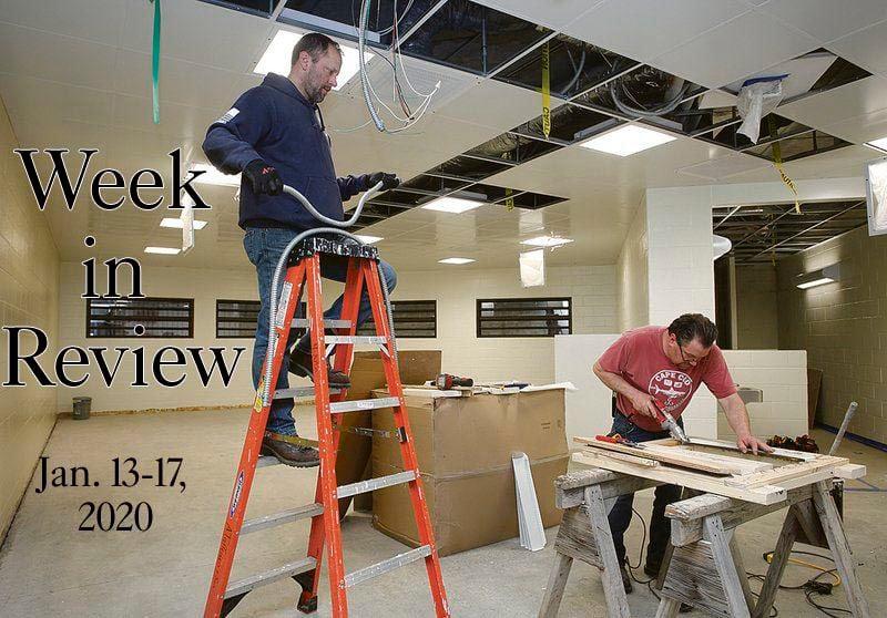 Week in Review: Jan. 13-17, 2020