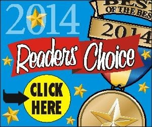 Click here for Our Readers Choice Contest