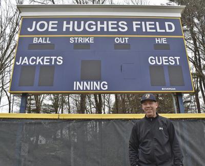 Familiar name featured atop new OHS baseball scoreboard