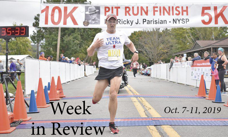Week in Review: Oct. 7-11, 2019