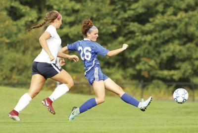 Hannah Johnson scores four as Oneonta outlasts Chenango Forks