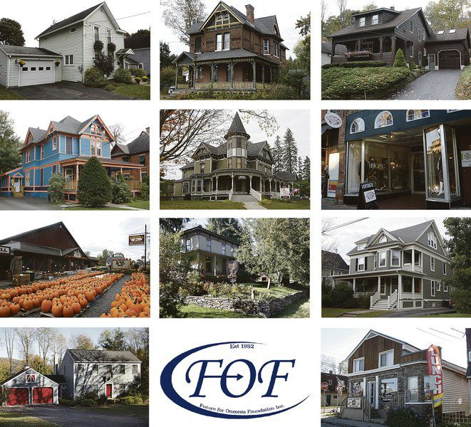 Contest Honors 11 Oneonta Properties Local News