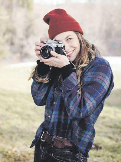 Local photographer has big plans for the future