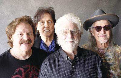 Doobie Brothers try to keep long train running, 50 years on
