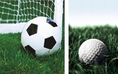 soccer/golf