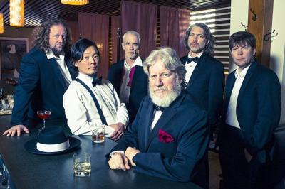 String Cheese Incident, Twiddle to play Ommegang