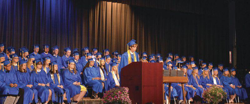 Oneonta Graduation 2020.Ohs Class Of 2018 Graduates Local News Thedailystar Com