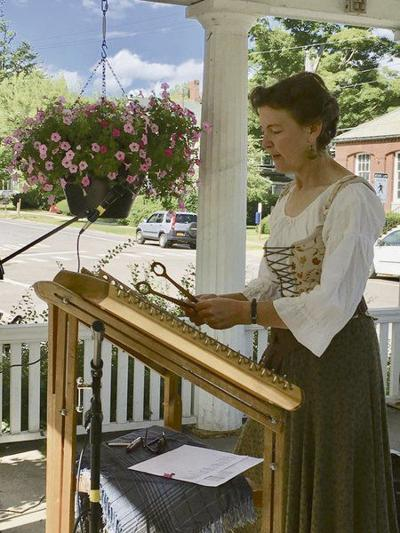 Hammered dulcimer to be played at market | Entertainment