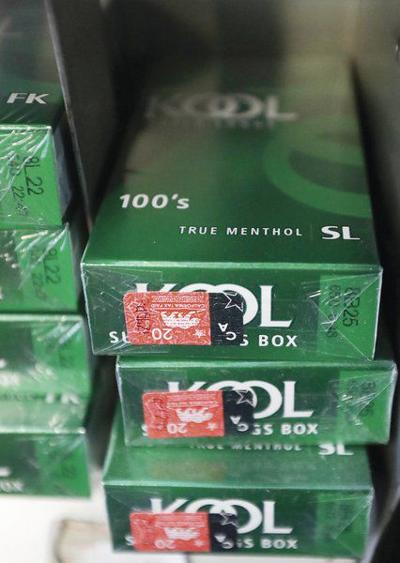 State Legislature mulls ban on menthol cigarettes, vapes