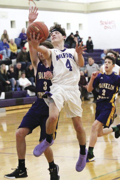 Chenango Forks takes down OHS boys as late rally fails