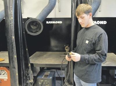 Sidney schools open new welding center