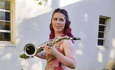 Concert to feature saxophonist