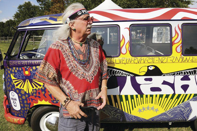 Original Woodstock reverberated locally   Local News