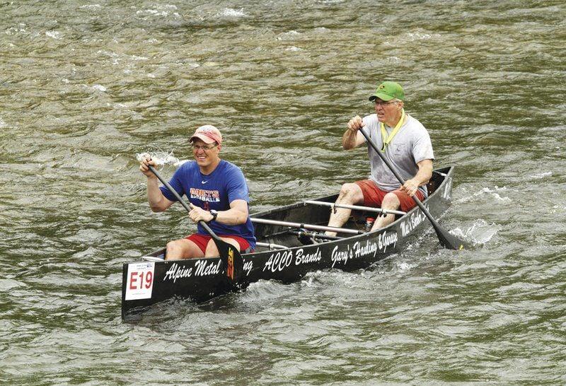 56th Annual General Clinton Canoe Regatta Results Local Sports