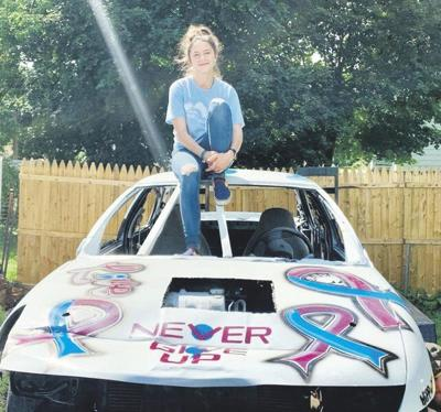 Teen driver to honor late brother's memory in derby