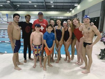 Hartwick swim teamgives lessons to Arkville-area kids