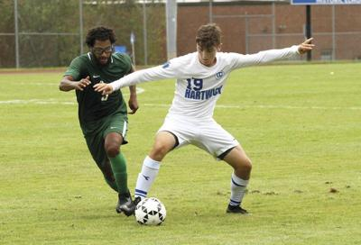 Hartwick men's soccer earns first D3 victory