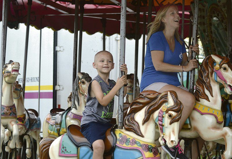 Fair eases sensory overload for a day