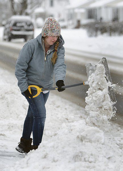Winter Storm Ezekiel dumps snow across region