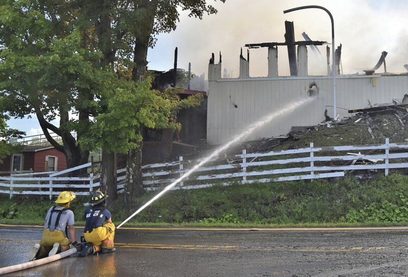 Gilboa girls camp burns