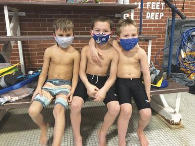 Oneonta YMCA swim team dominates Canandaigua meet