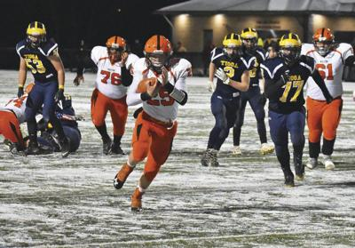 Tioga too much for Walton in section final; Warriors fall, 44-36