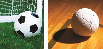 Soccer/volleyball