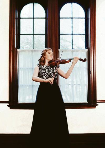 Violinist to celebrate black folk roots