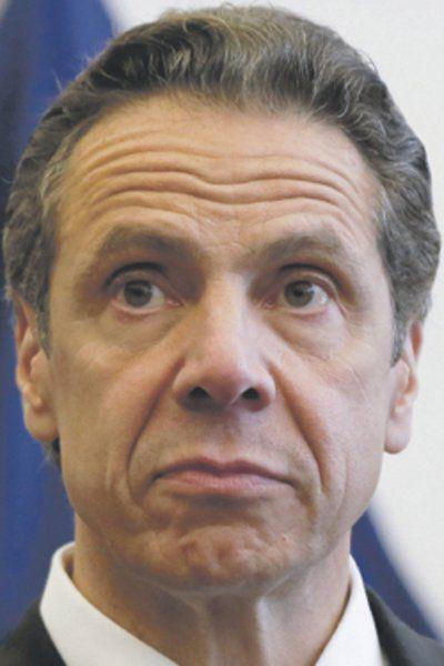 Cuomo shifts blame for high property taxes