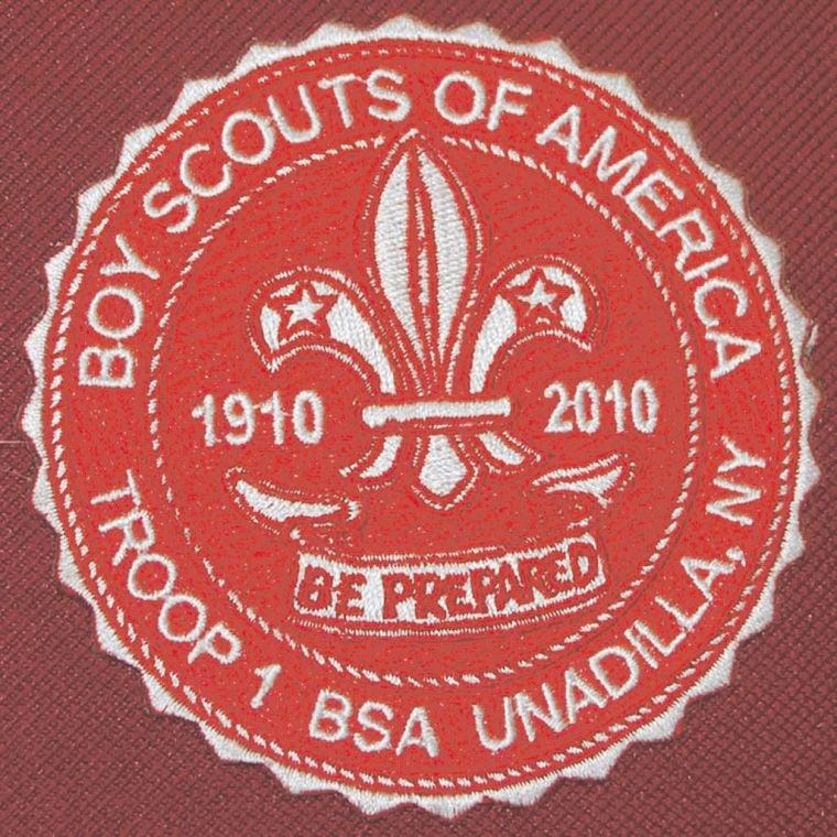 Unadilla Boy Scouts celebrate 100th, history