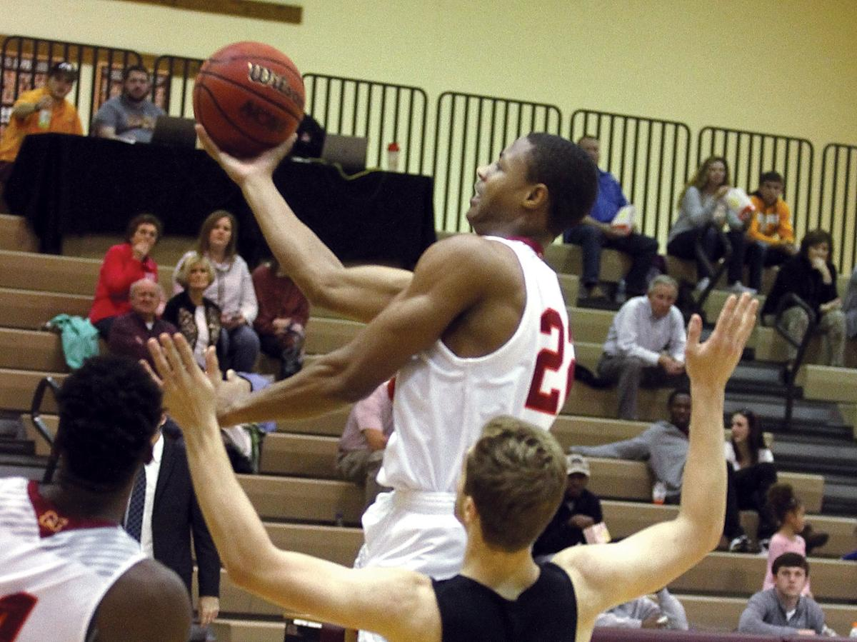 Maryville College's Nicholas Clifton