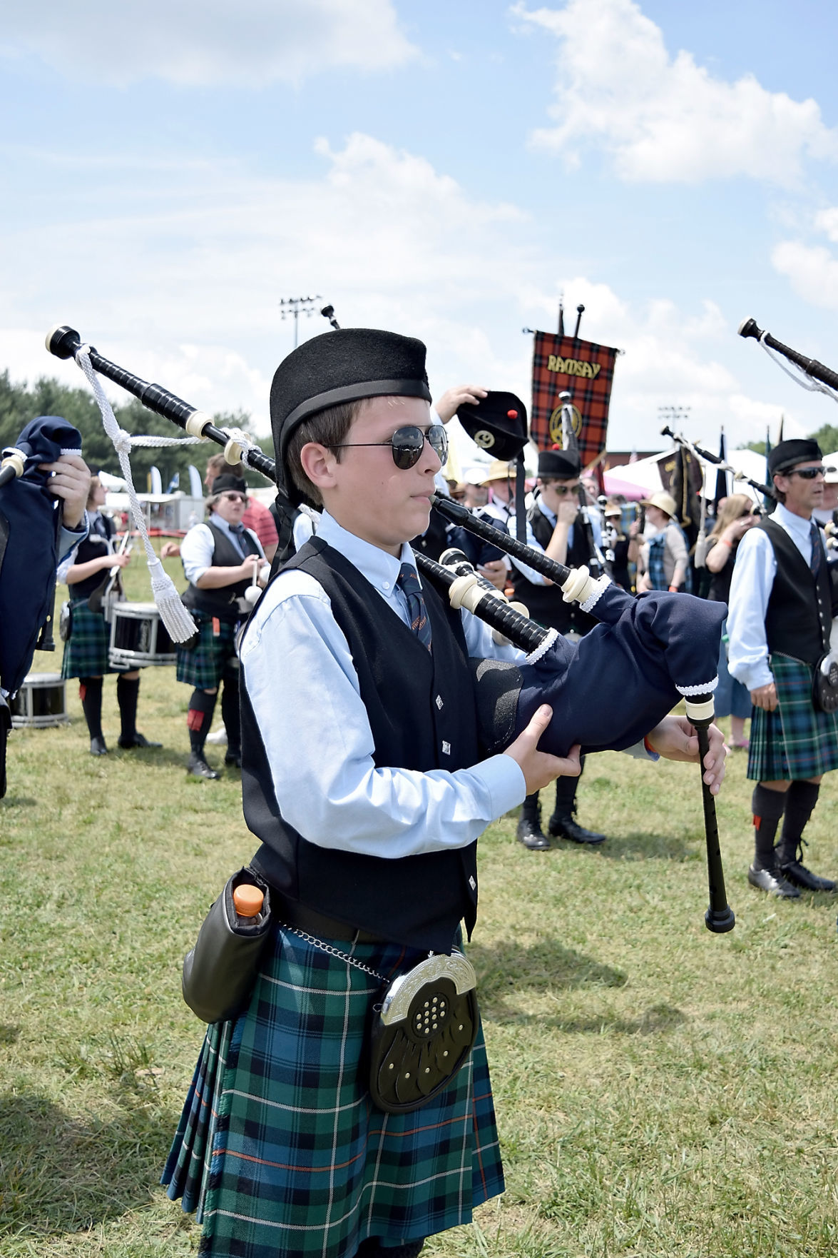 Scottish Festival & Games- Kyle MacIsac