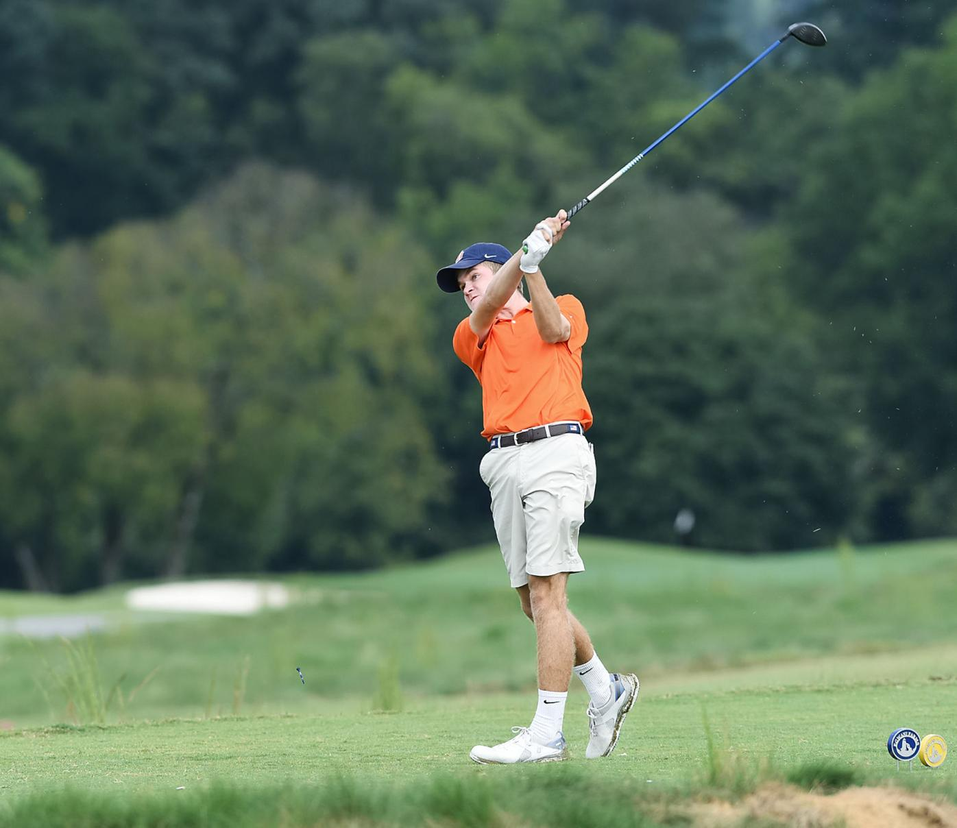 GOLF: William Blount's Nick Etherton