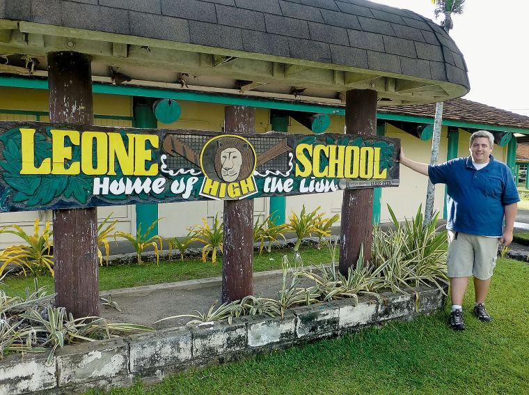 Maryville native Bradshaw teaches in American Samoa   News