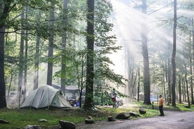 Camping fee increase