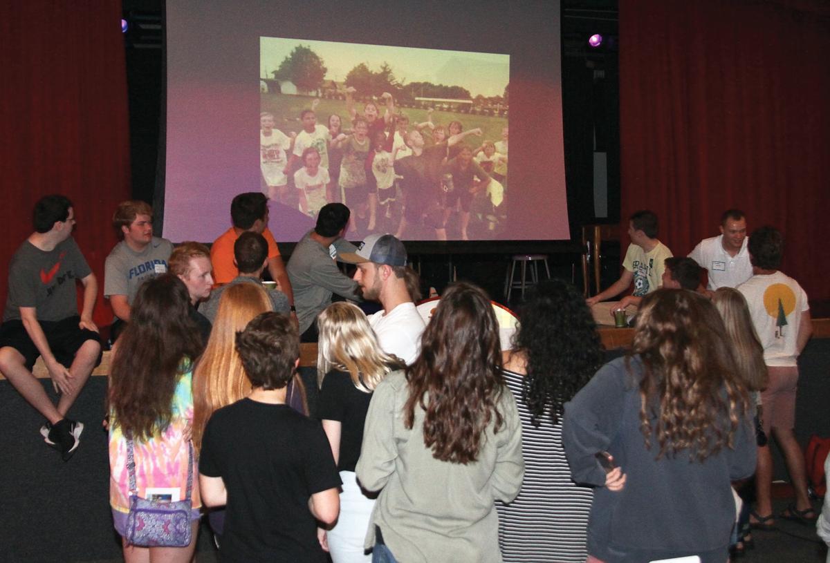 Fort Craig School reunion