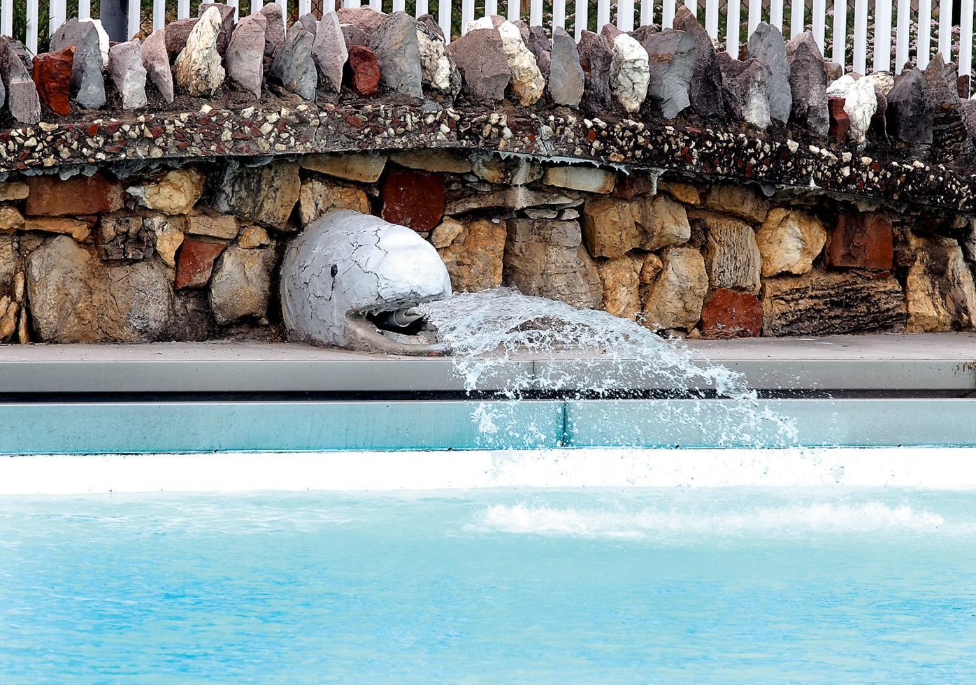 Springbrook Pool master plan keeps historic features