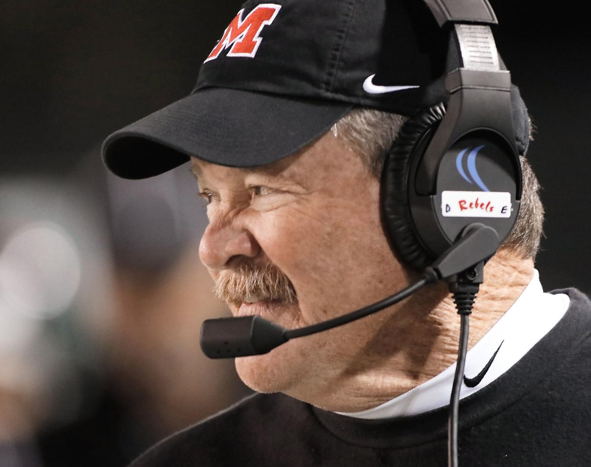 Coach David Ellis