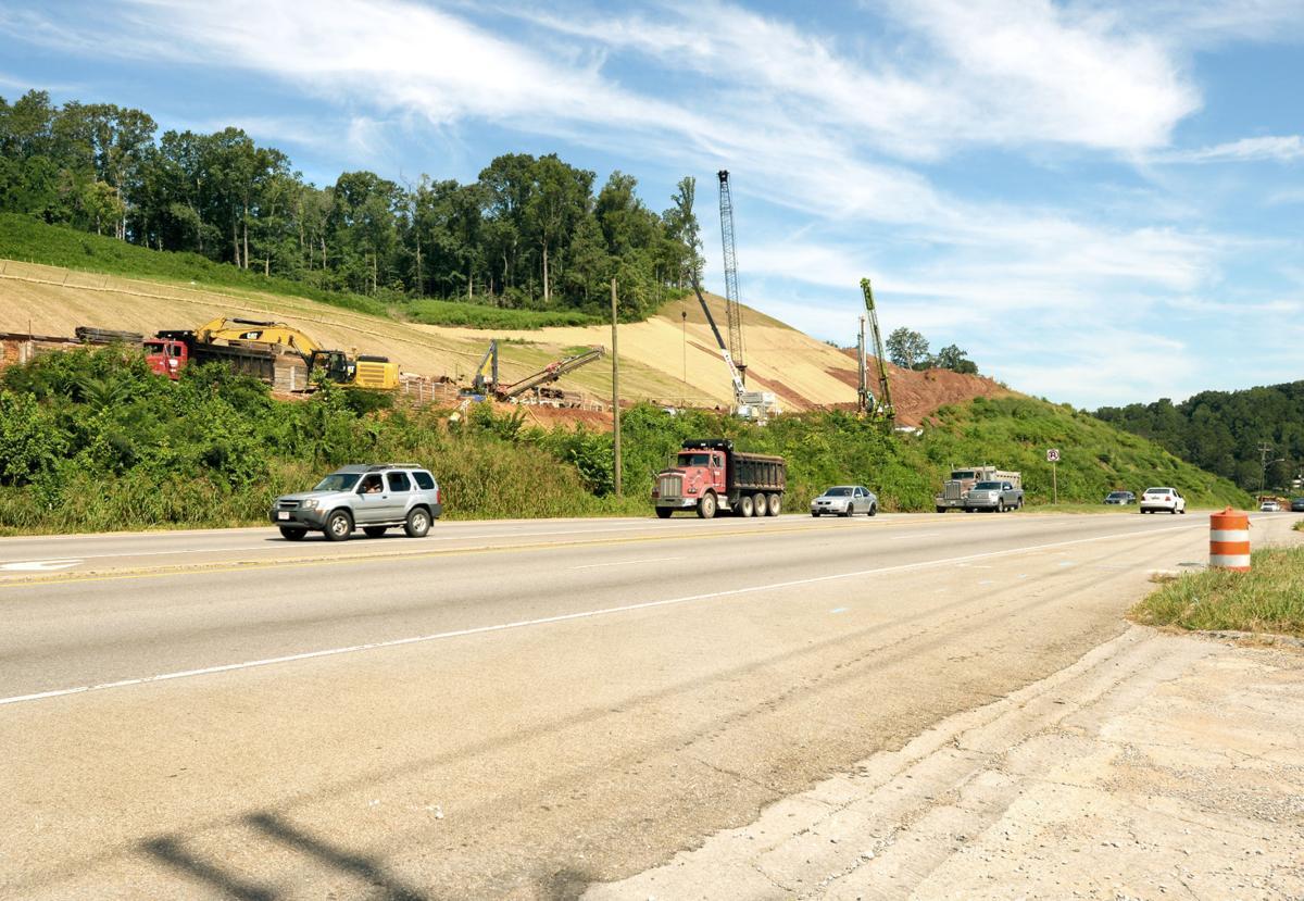 Alcoa Highway improvements underway, two more to start next summer