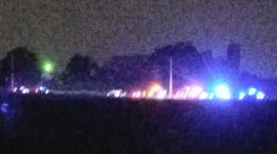 Sevierville Road wreck
