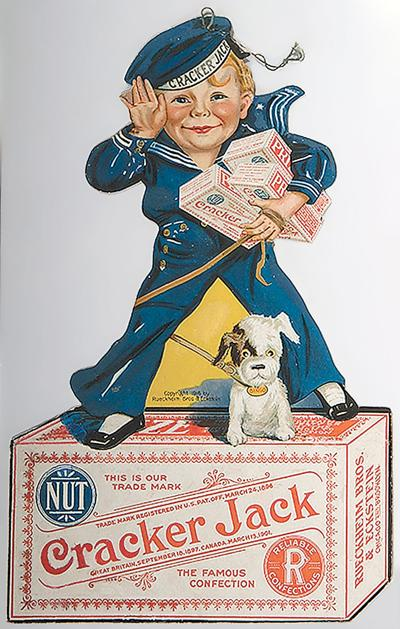 Kovels Cracker Jack