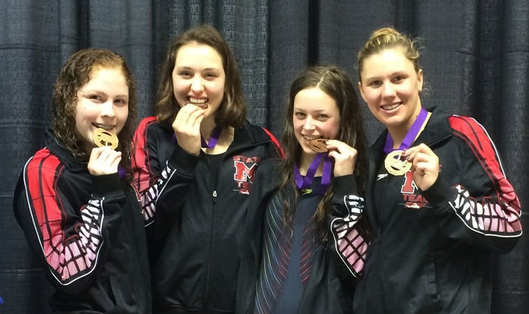 Maryville High School swimmers medal at State Championship ...