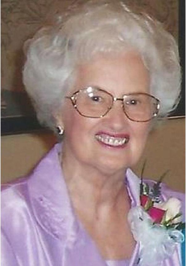 Betty Ann Baxter Cox