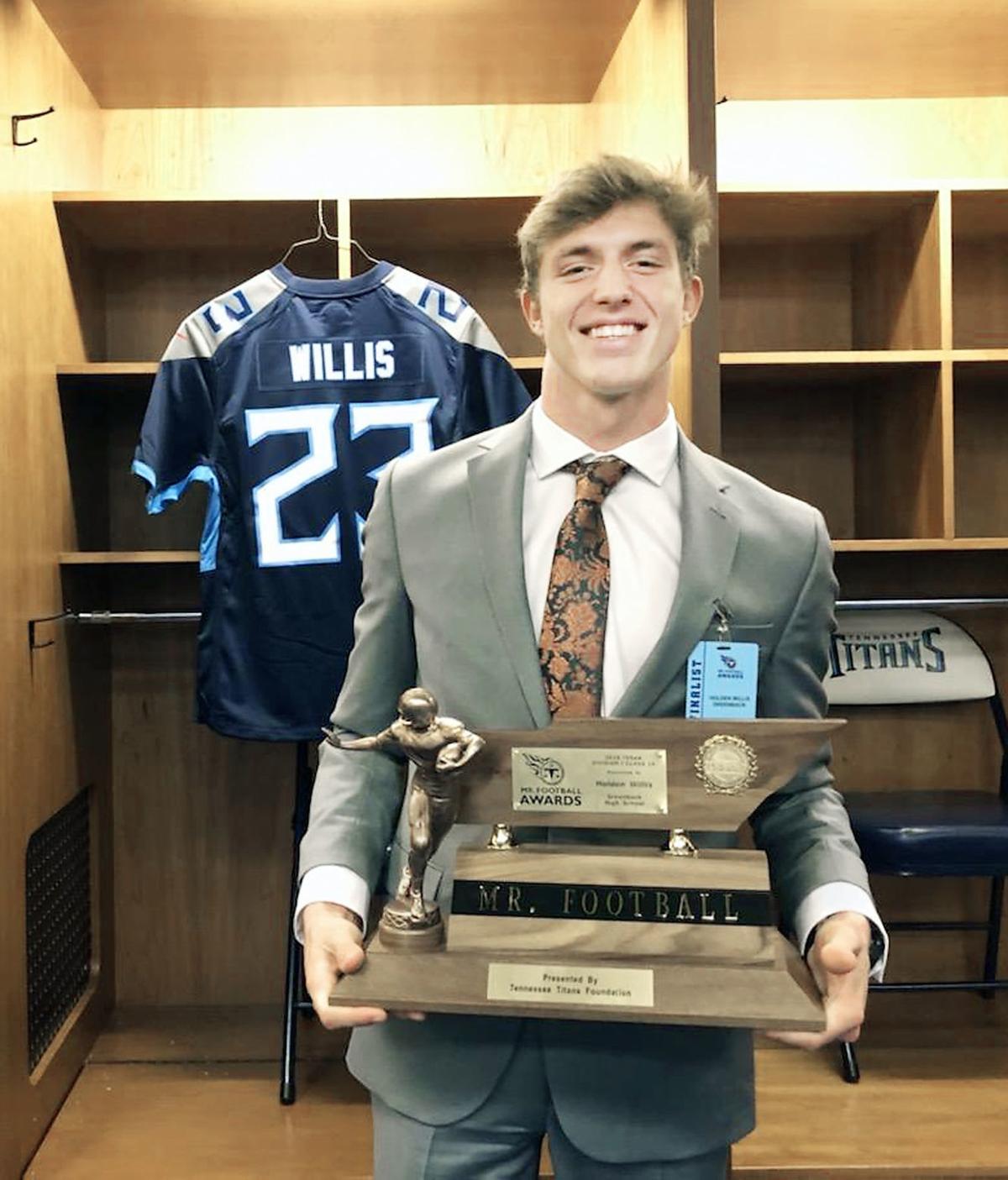 Holden Willis Mr. Football