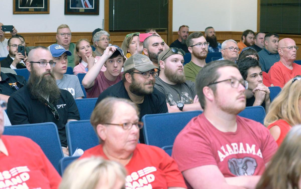 Citizens await Blount County Commission vote on 'Second Amendment Sanctuary' resolution